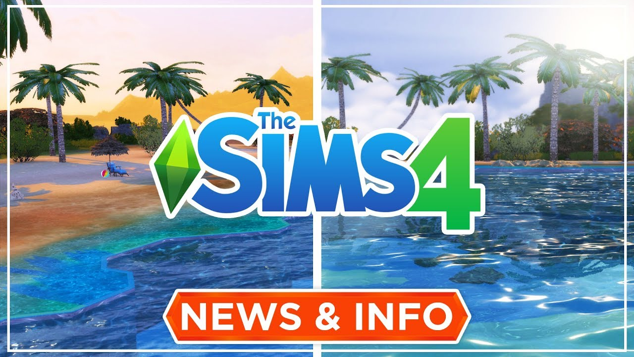 NEW EXPANSION/GAME PACK COMING SOON?! (LEAKED INFO) — THE SIMS 4 NEWS &  INFO 🎮