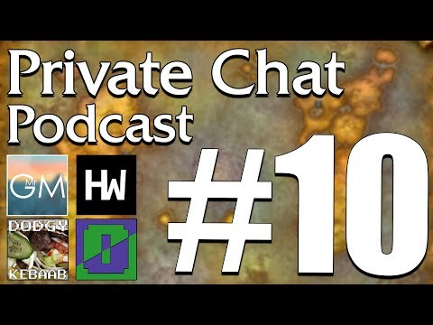Private Chat #10 ft. DodgyKebaab, HamsterWheel & Orcbit