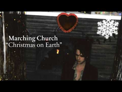 Marching Church - Christmas on Earth (Official Audio)