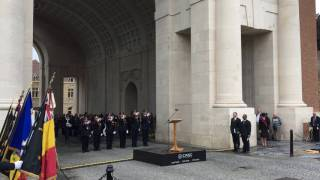 90 Years Menin Gate / 90 Jaar Menenpoort: Special(e) Last Post