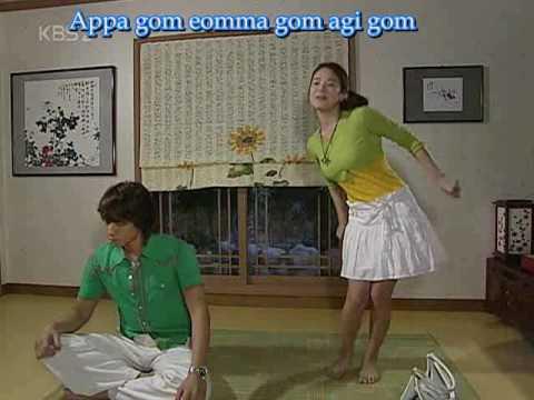 Gom Semariga (Tres Osos) - Han Ji-Eun (Full House)