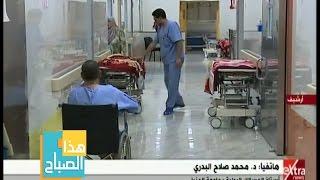 بالفيديو.. «كارثة» بمستشفى جامعة المنيا وطبيب يطالب الدولة بالتدخل
