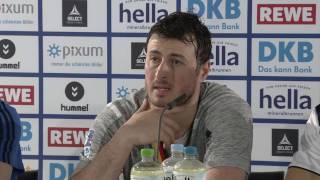REWE Final Four 2017 - Pressekonferenz Finale THW Kiel vs. SG Flensburg-Handewitt