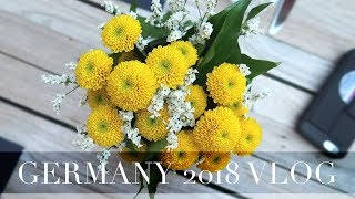Germany Vlog 2018 ~ Fables in Fashion