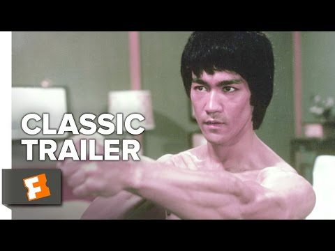 Random Movie Pick - Enter The Dragon (1973) Official Trailer - Bruce Lee Movie YouTube Trailer