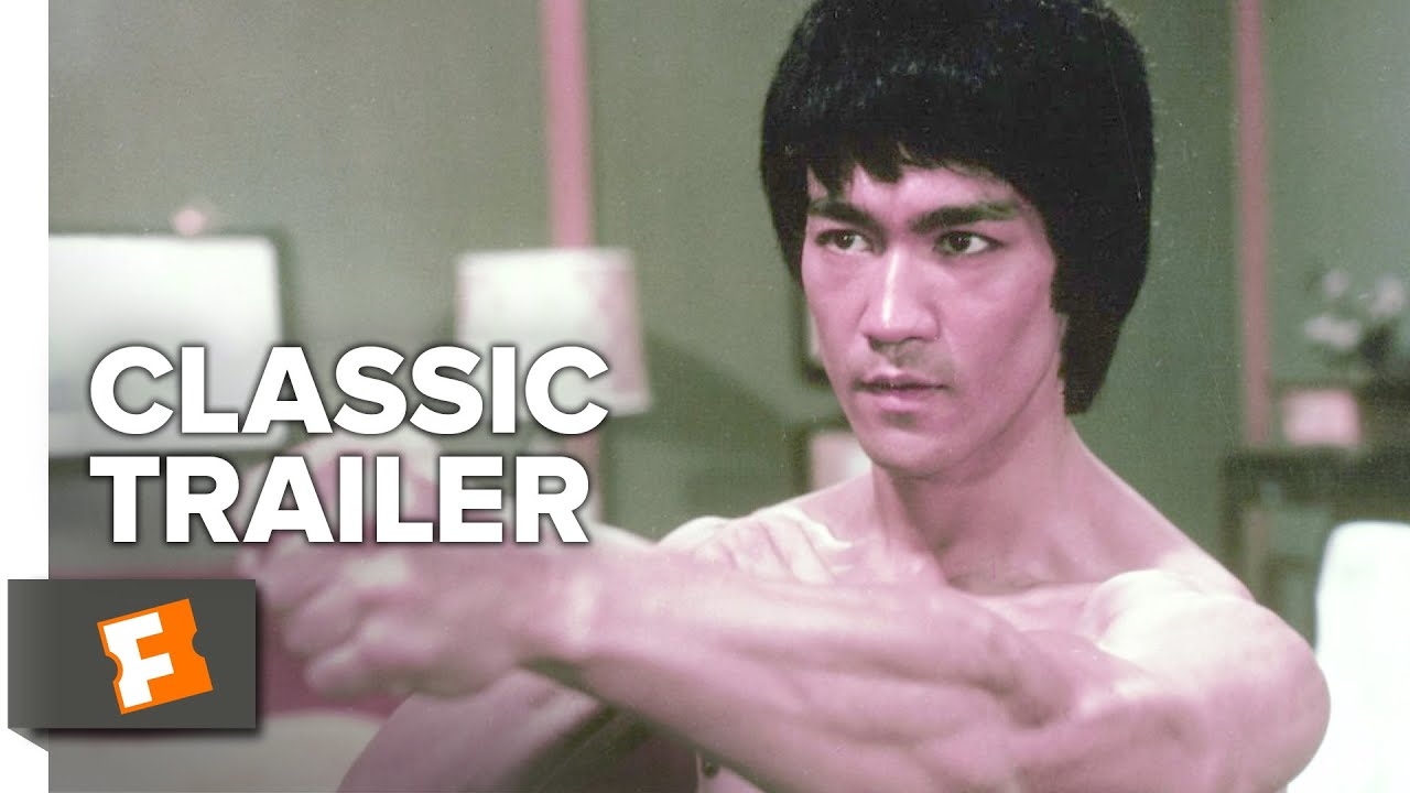Enter The Dragon (1973) Official Trailer - Bruce Lee Movie