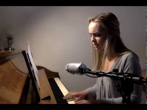 Hello - Adele (Cover) by Alice Kristiansen