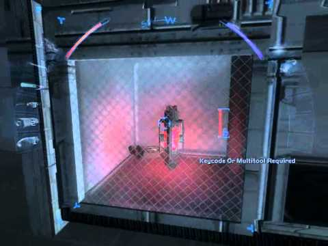Let's Play Deus Ex Invisible War Part 4 Red Upgrades or Blue Upgrades |