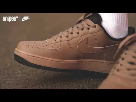 SNIPES | NIKE Air Force 1 Low YouTube