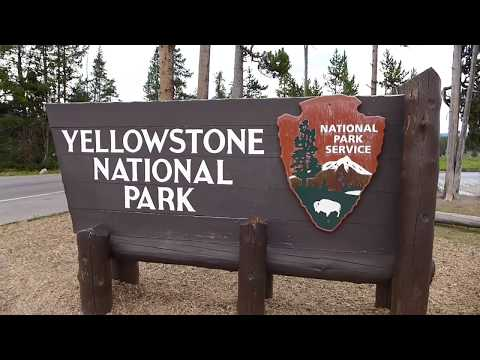 Yellowstone National Park - Full Tour (2018)