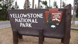 Yellowstone National Park - Full Tour (2018)