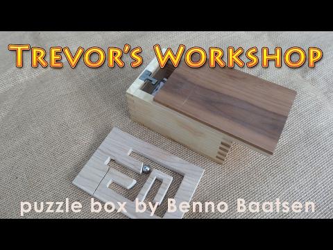 puzzle box by Benno Baatsen