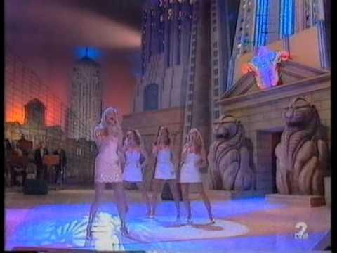 Eurovision 1991 - 20 United Kingdom - Samantha Janus - A message to your heart