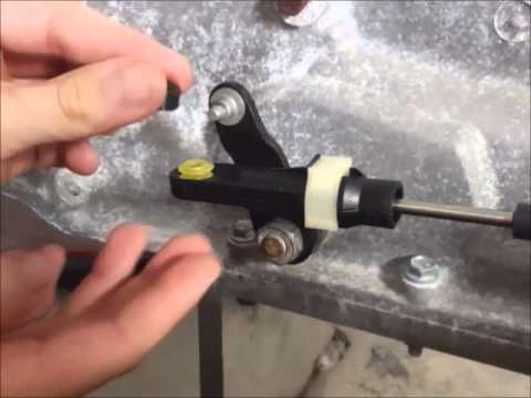 The easiest way to fix your Saturn shift cable! Kit includes replacement bushing  YouTube