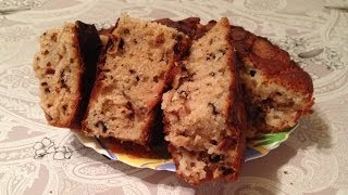 Яблочно-ореховый пирог Видео рецепт #6