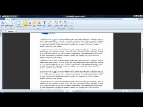 PDF Dateien Erstellen (Tutorial)