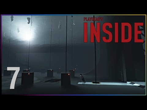 Underwater Love | INSIDE Gameplay Playthrough #7 em Português