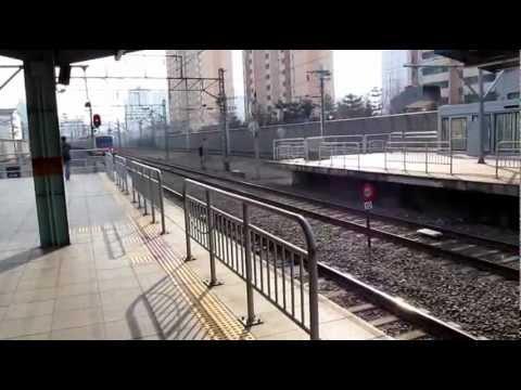 [Project]서울 1호선(Seoul Line 1 Rapid)급행 통과영�