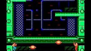 Super C (NES) 2p Pacifist Speed Run 13:18