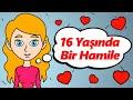 Liseli bir kız 40 yaşında bir adama aşık olur  Kürtaj sonrası evlilik  Animasyon hikaye 12+