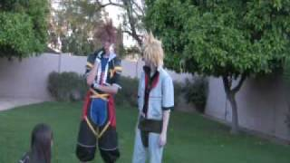 Kingdom hearts real life