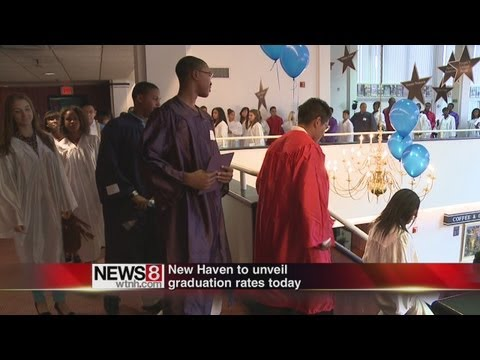 High school graduation rates on the increase