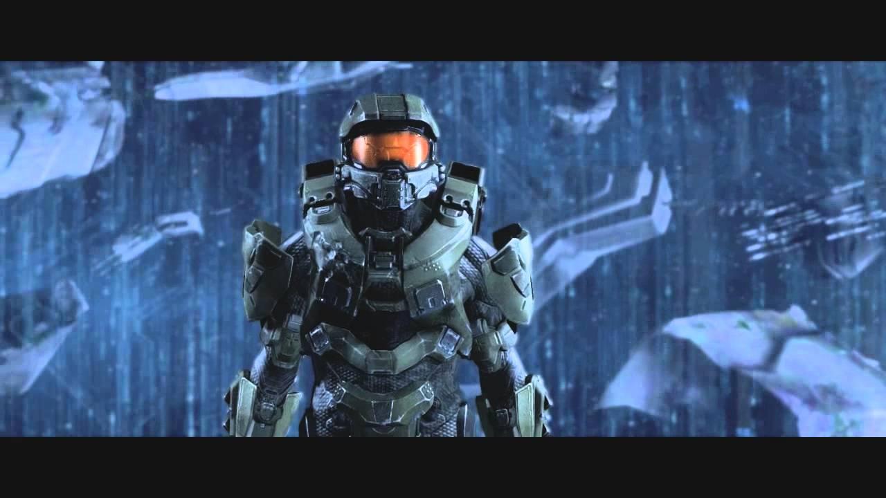 Spoilers Halo 4 Campaign Ending Cut Scene Hd W Bonus Scene