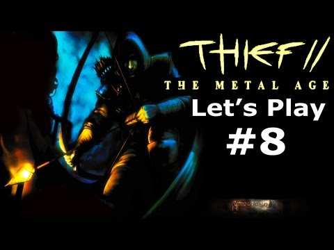 """Let's Play: Thief 2 - Co-op Campaign - Part 8: """"Trace The Courier"""""""