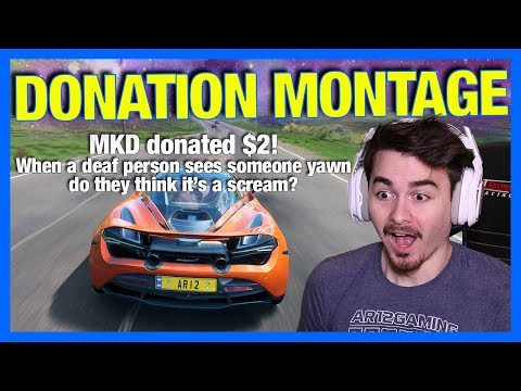 BEST OF TWITCH DONATIONS 2018!! (Text to Speech)