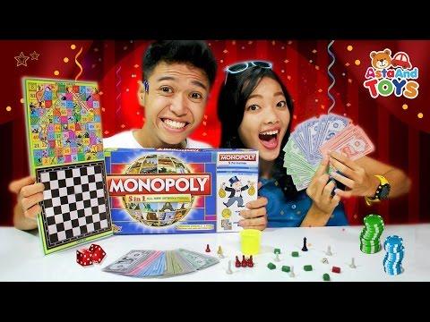 Monopoly Permainan Tahun 90an - Asta And Toys