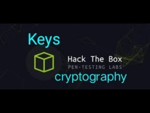 Hack the Box challenge Cryptography
