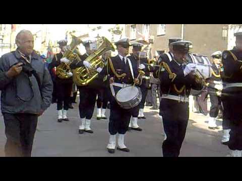 Marsz żałobny- Płażyński- Gdańsk