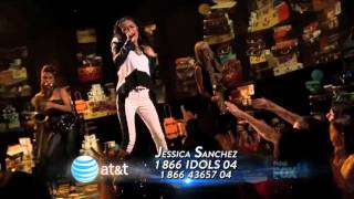 Jessica Sanchez - Steal Away - IDOL PERFORMANCES