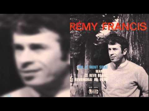"""REMY FRANCIS Aka Roland ATTAL """"Sur le Mont Sinaï (Pierre SAADA - Henri Creuse)"""