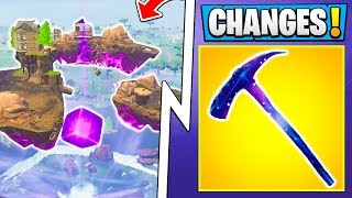 *ALL* Fortnite 6.2 Secrets! | Map Change, Starter Pack, Old Skins Custom! ( Update )