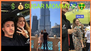 SUGAR MOMMY TIKTOK COMPILATION|SHE LOVE ME SHE GIVE ME ALL HER MONEY TIKTOK COMPILATION|
