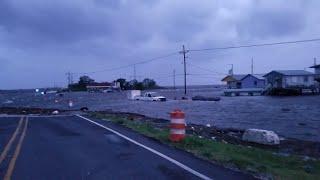 National Hurricane Center updates on Hurricane Barry