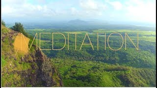 Музыка Для Медитации , Deep Meditation Music , Nature Sounds  ( BANSURI )