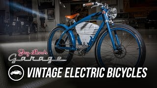 Vintage Electric Bicycles - Jay Leno