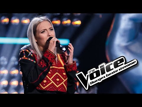 Ingeborg Walther - Issues | The Voice Norge 2017 | Blind Auditions
