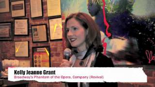 "Broadway Sings ""Diva Edition"": Kelly Jeanne Grant (Phantom of the Opera)"