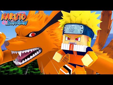 Minecraft : Naruto