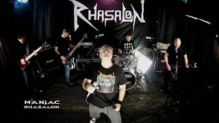 Watch Rhasalon Maniac video