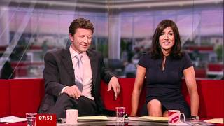Susanna Reid – Upskirt White Knickers – 20-May-11