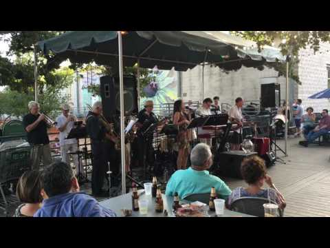 Natural Woman - Soul Band at Austin's grocer Central Market (5/5)