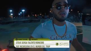 Steve Sersa talento Rionegro que incursiona en el mundo del trap