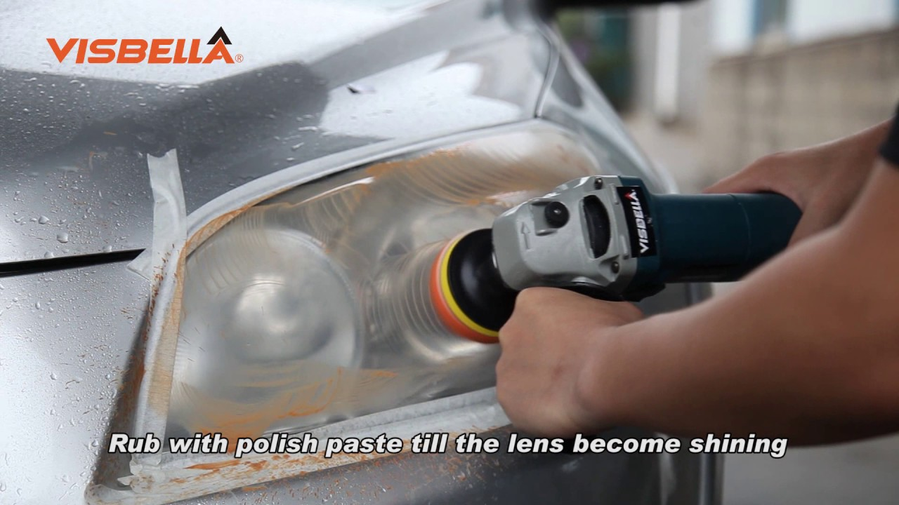 Visbella Diy Headlight Restoration Kit Youtube