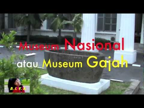 Liburan Keren ke Museum Nasional (Museum Gajah), Jakarta