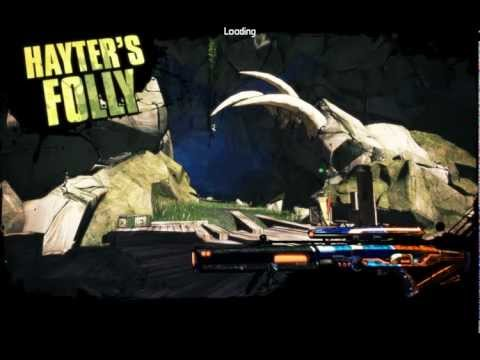Borderlands 2 - Hayter's Folly Music