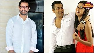 Salman Khan Recommends Katrina Kaif To Aamir Khan For 'Thugs Of Hindostan' | Bollywood News